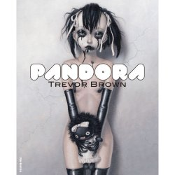 Photo1: PANDORA (Regular Edition / Signed by the artist)